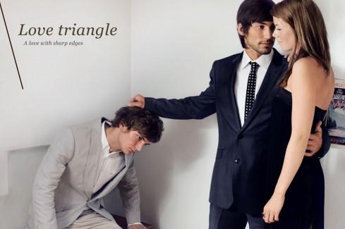 любовен триъгълник