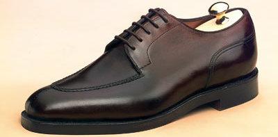 почистване обувка
