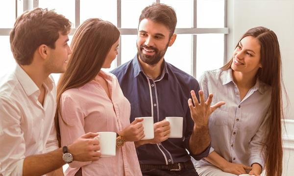 Основни умения за водене на нормален разговор