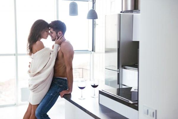 Секс с красиви жени